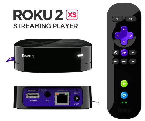 Roku Digital Video Player Setup