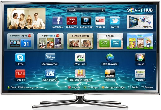 skype smart tv